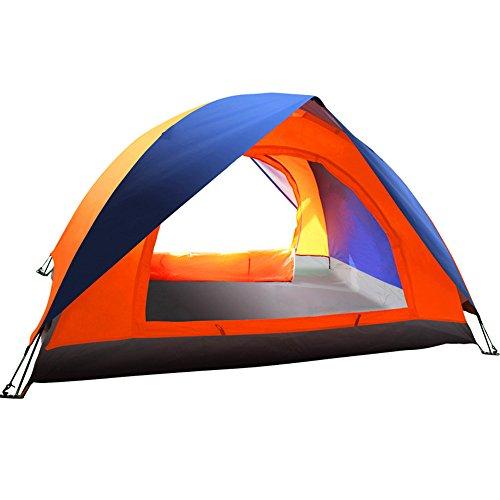 Purchase Sviper Kids Play Tunnels Mountaineering Tent Double Double Door Tent Windproof Sunscreen Te...
