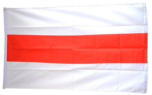 Flaggenfritze® Flagge/Fahne Belarus Weißrussland 1991-1995 - 90 x 150 cm