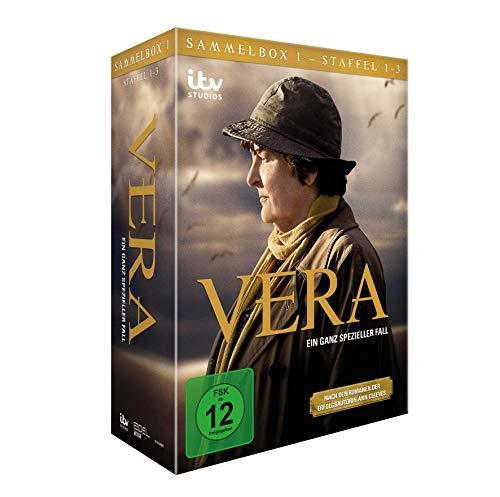 Vera: Ein ganz spezieller Fall - Sammelbox 1 [12 DVDs]