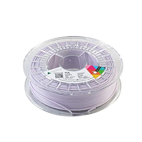 SMARTFIL PLA, 2.85mm, Lavender, 750g Filamento para Impresión 3D de Smart Materials 3D