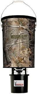 American Hunter 50lb hanging feeder w/ AP camo