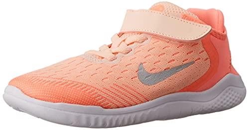 Nike Free Run 2018, Zapatillas de Running Niñas, Rosa (Crimson Tint/Gunsmoke/Crimson 800), 30 EU