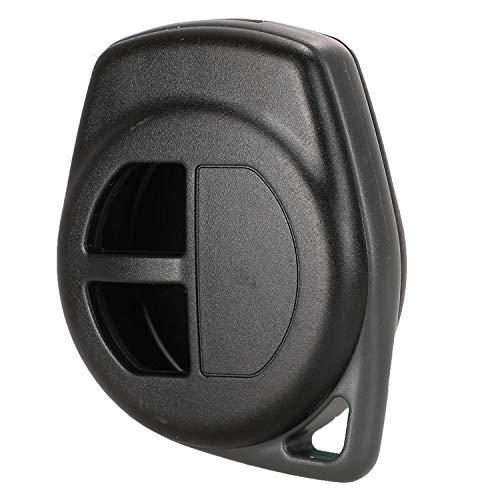 Carcasa de Llave de Coche remota con Almohadilla de botón para Suzuki Igins Alto SX4 Vauxhall Agila 2005-2010 Fob de Repuesto 2 Botones Solo Llave