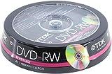 Lot Complet de 100 disques DVD-RW Vierges TDK (4 x 120 Min 4,7 Go) vidéo/données DVD réinscriptibles