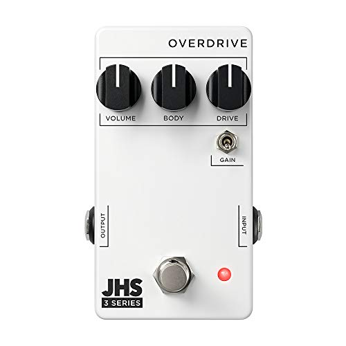 JHS Pedals 3 Series Overdrive · Guitar Effect
