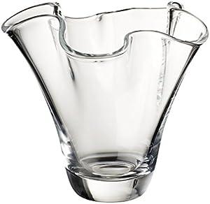 Villeroy & Boch SigNature Blossom Vase No 1, 18,5 cm, Kristallglas, Klar