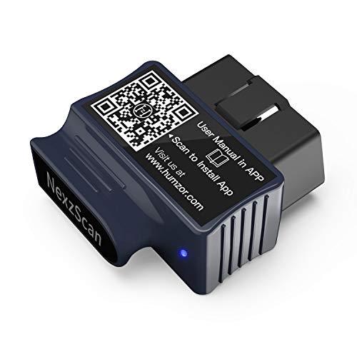 VXDAS OBD2 Scanner Bluetooth Lecteur de code de voiture amélioré Auto Professional Diagnostic Outil de numérisation OBDII pour Android/iPhone/iPad