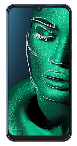 ZTE Smartphone Blade 10 (16 cm (6,3 Zoll) FHD+ Bildschirm, 64 GB interner Speicher, 32 MP AI-Selfie- & 16+5 MP Dual-Hauptkamera, Dual-SIM, Android 9) Blau