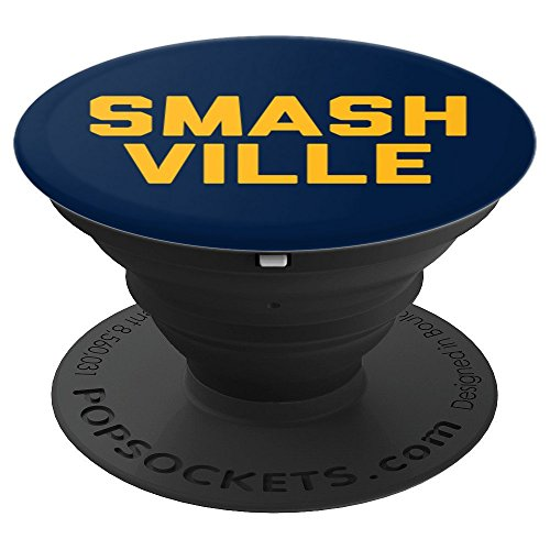 Smashville - Nashville Tennessee PopSockets Grip and Stand for Phones and Tablets