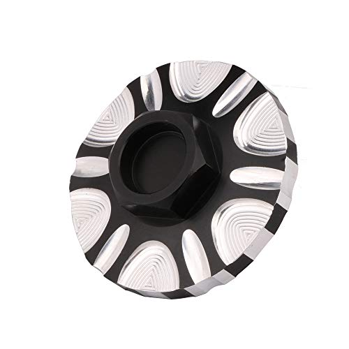 CNC ATV Bouchon de vidange d'huile avec Joint torique pour Yamaha Xt225 Xt200 Xt125 Tw200 Big Wheel 200 Ytm200 Ytm225dr Ytm225dx Ytm200er Tri-Moto Ytm200e Yamahauler, 5h0-15351-00-00,93210-347 A1-00