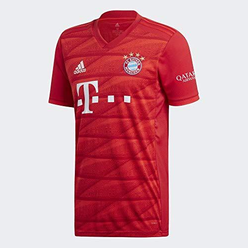 adidas Herren T-Shirt FCB H JSY, Rojfcb, 2XL, DW7410