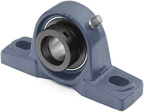 "TRITAN HCP204-12 Pillow Block Bearing,Ball,3/4"" Bore"