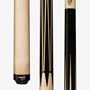 Pure X Low Deflection Technology Pool Cue Stick Kamui Black Tip Choice of 17 to 21 Ounces & 11.75mm or 12.75mm Shaft HXTSN - Custom Sneaky Pete  19 11.75mm  Slim