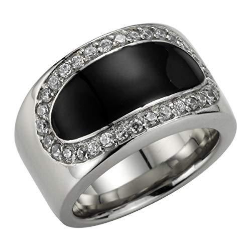 GERRY WEBER Damen-Ring 138773310540 Ringgröße 54/17,2