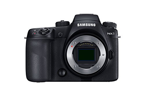 Samsung NX NX1 MILC Body 28.2MP CMOS 6480 x 4320Pixel Schwarz - Digitalkameras (28,2 MP, 6480 x 4320 Pixel, CMOS, 4K Ultra HD, Touchscreen, Schwarz)