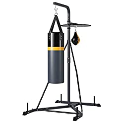 Goplus® 2 IN 1 Punching Bag Wall Bracket Review