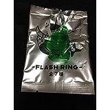 フラッシュリング 緑 ぺけたん フィッシャーズ Fischer's ウオタミと僕らの忍者伝説