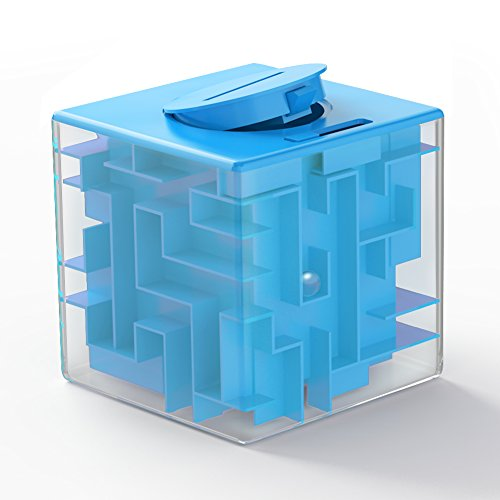 ThinkMax Money Maze Puzzle Box for Kids and Adults