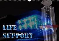 Life Support (Wandkalender 2022 DIN A3 quer): Arbeitsplaner fuer die Rettungswache (Geburtstagskalender, 14 Seiten )
