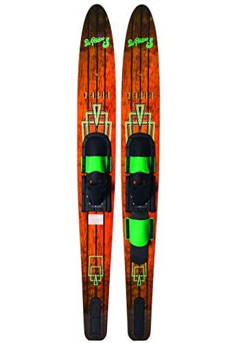 """SEA GLIDERS Capri 67"""" Combo Skis 2020"""