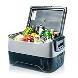 Caja más fresca Caja del refrigerador de hielo 40L50L60L coche haciendo Pesca refrigerador pequeño compresor del congelador al aire libre Reunión de la familia de picnic Caja de alimentos Preservación