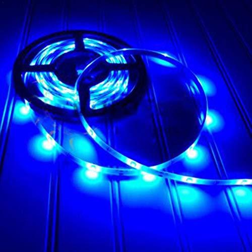 Lichtband Unterbodenbeleuchtung blau