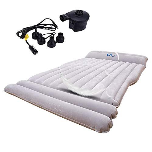 Topfit Car Camping Air Bed Car Travel Matelas Gonflable Support De Véhicule SUV Siège Pour Modèle S Et Modèle X 5 Siège