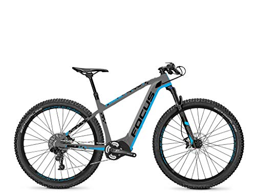 Focus Bike Bold² Plus PRO 10,5 AH 11 G 27 pollici diamante Grey/Blue