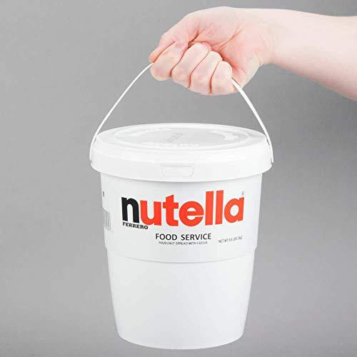 Nutella Hazlenut la crema de Chocolate 3kg