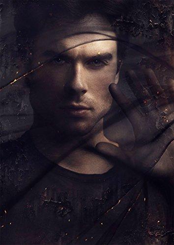 Instabuy Poster The Vampire Diaries - Damon (Plakat 70x50)