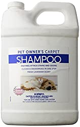 Kirby Carpet Cleaner Shampoo for Pet Owners