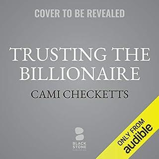 Trusting the Billionaire  audiobook cover art