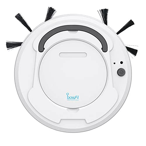 1800Pa Robot Vacuum Cleaner 3-in-1 Auto Rechargeable Smart...