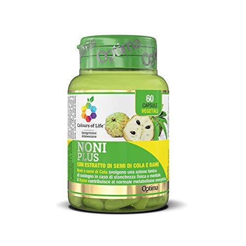 Colours Of Life Noni Plus, 60 Compresse 500 Mg
