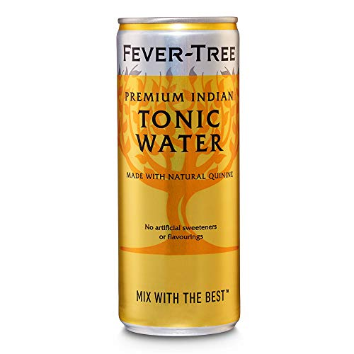 Fever Tree Premium Indian Tonic Water Lata 25cl