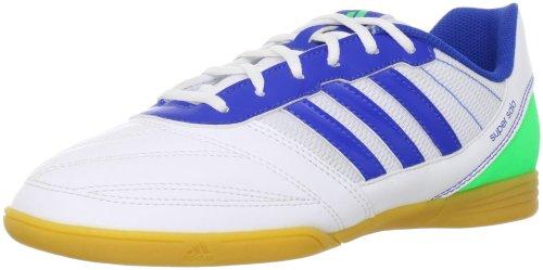 adidasFreefootball SuperSala J - Zapatillas de Fútbol Entrenamiento Niños, Color Blanco, Talla 36