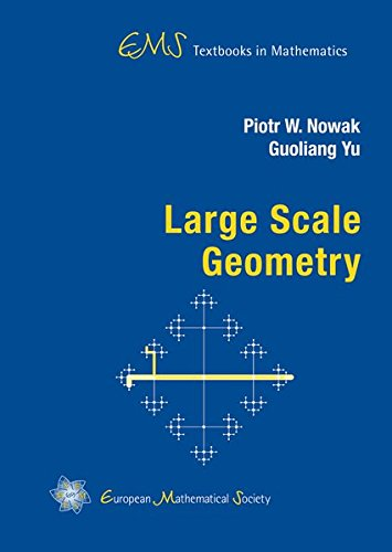 Large Scale Geometry