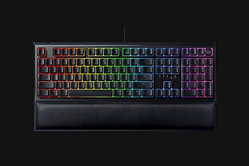 Razer Ornata V2 Mecha Membrane Gaming Keyboard US Layout