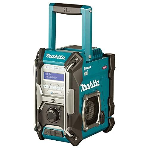 Makita Akku-Baustellenradio, blau, 12V - 40V