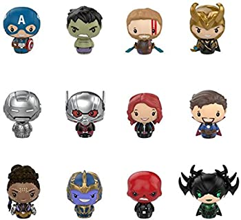Funko Pint Size Heroes  Marvel Studios 10 - One Mystery Collectible Figure Multicolor