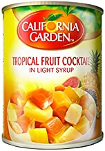 California Garden Tropical Fruit Cocktail In Light Syrup 565G (Pack Of 1)