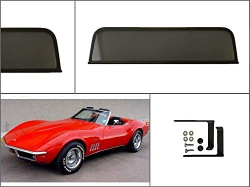 K & R Windschott für Corvette C3 C 3 1967-1975 NEUWARE Originalverpackt HOCHWERTIGES Marken WINDSCHOTT