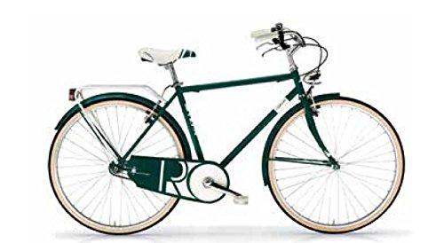 MBM R I V I E R A, Bici Pieghevole Uomo, Verde A10, 28'