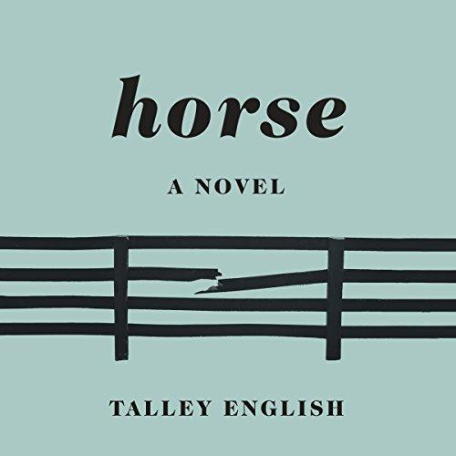 Horse audiobook cover art