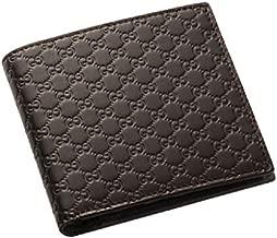 GUCCI Black Petunia Leather Logo Chain Shoulder Bag Silver hardware New