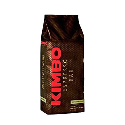 Kimbo Kaffee Espresso - Superior 1000g Bohnen