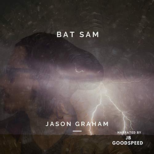 Bat Sam audiobook cover art