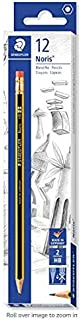 Staedtler Noris Pencil With Rubber Tip – Pack of 12