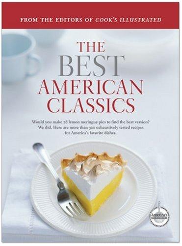 The Best American Classics (Best Recipe)