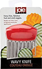 Wavy slicer for chopping fries, veggies, fruits and etc. 1 Slicer only